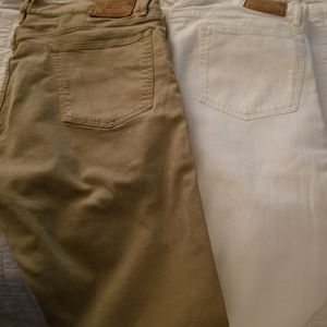 Mens Polo Jeans size 36x34 slim fit